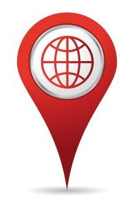 Location World Icon